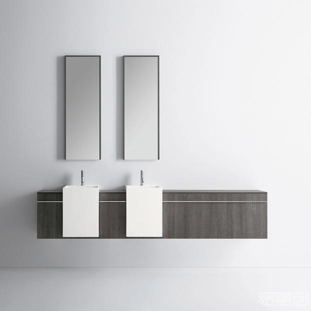 SINTESI系列--浴室项目,noorth,浴室项目