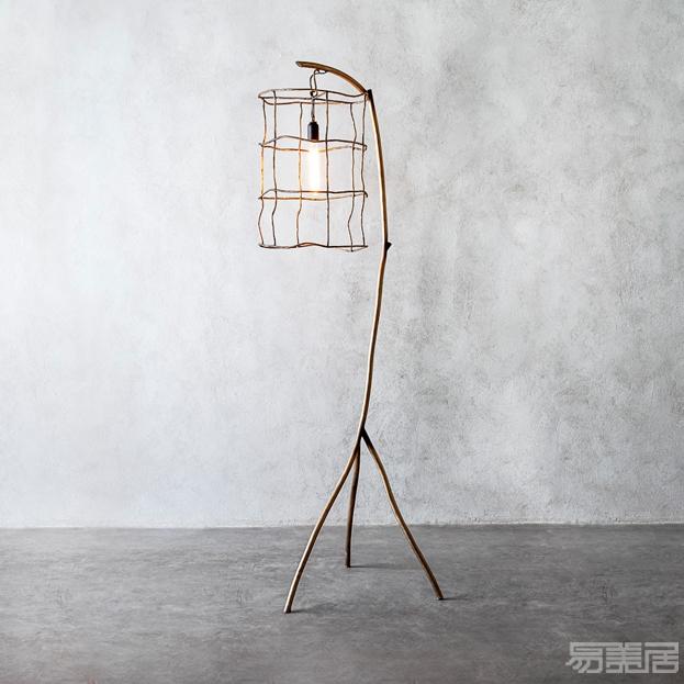 Nuvo Twig系列--落地灯  ,Industria Edition,灯饰、落地灯
