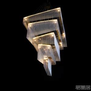 GEOMETRIC STORM-2015--吊灯