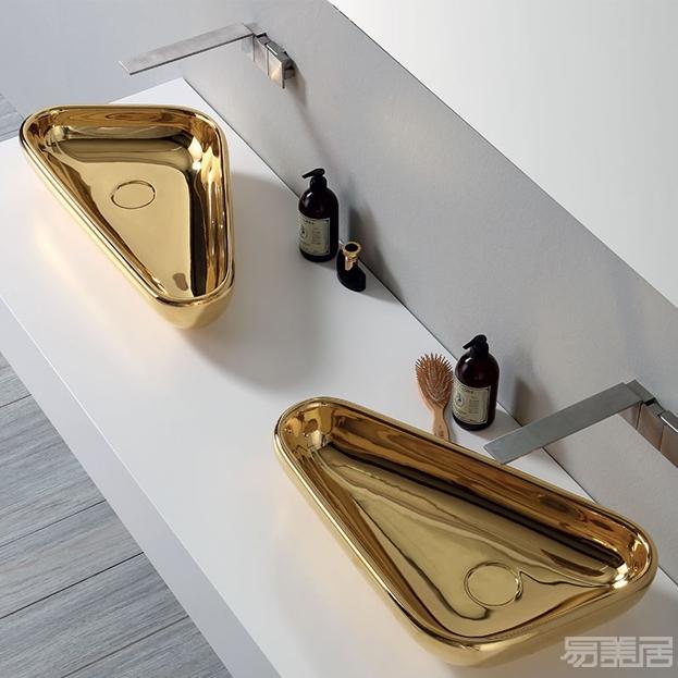 Scalene系列--台盆,vitruvit台盆