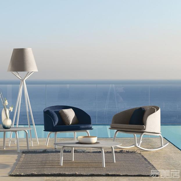 CLEO系列--休闲椅    ,Talenti,家具、休闲椅