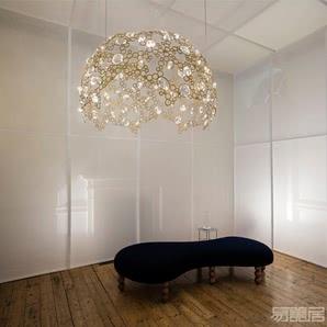 Luminous-reflections--吊灯