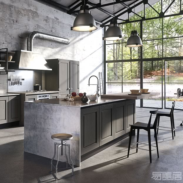 Bellagio系列--橱柜,ARAN CUCINE,厨房