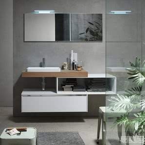E.Gò  nodo/step系列-浴室柜