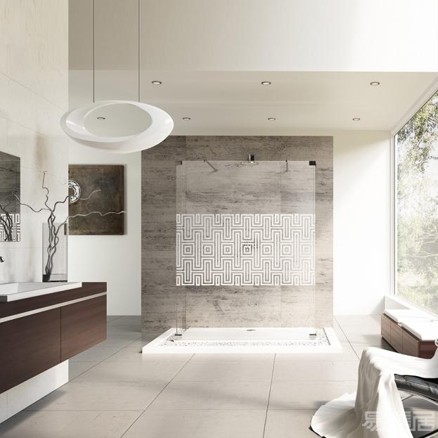 Studio--淋浴房,huppe淋浴房