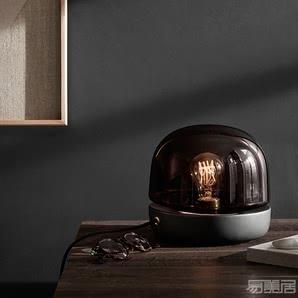 Stone Lamp--台灯
