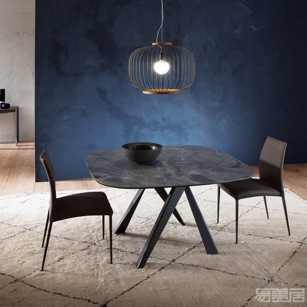 Bombo系列--餐桌   ,Ozzio Italia,家具、餐桌