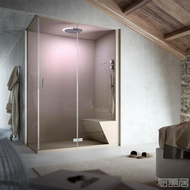 NonSoloDoccia Home--淋浴房,Glass 1989,淋浴房