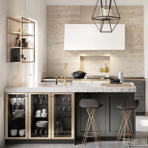 CLASSIC系列--厨房,SieMatic,橱柜