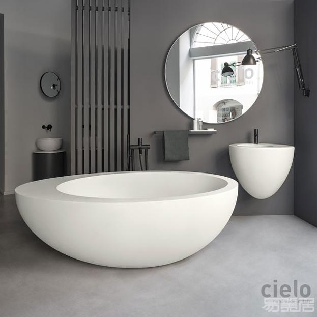 Le Giare系列--独立式浴缸,cielo,卫浴