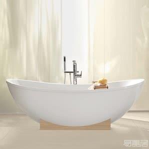 自然系列--独立式浴缸