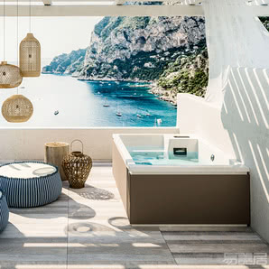 Mawi Spaa系列--浴缸