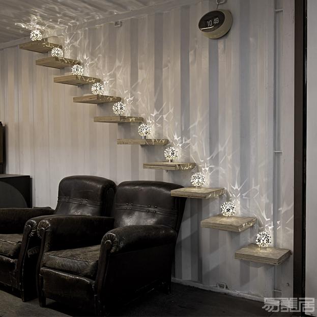 Orten'zia系列--壁灯,TERZANI,灯饰、壁灯