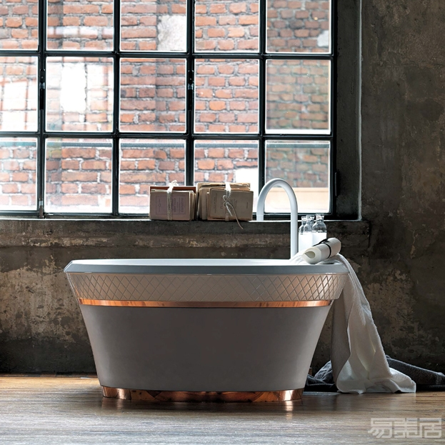 George系列--浴缸,falper,卫浴