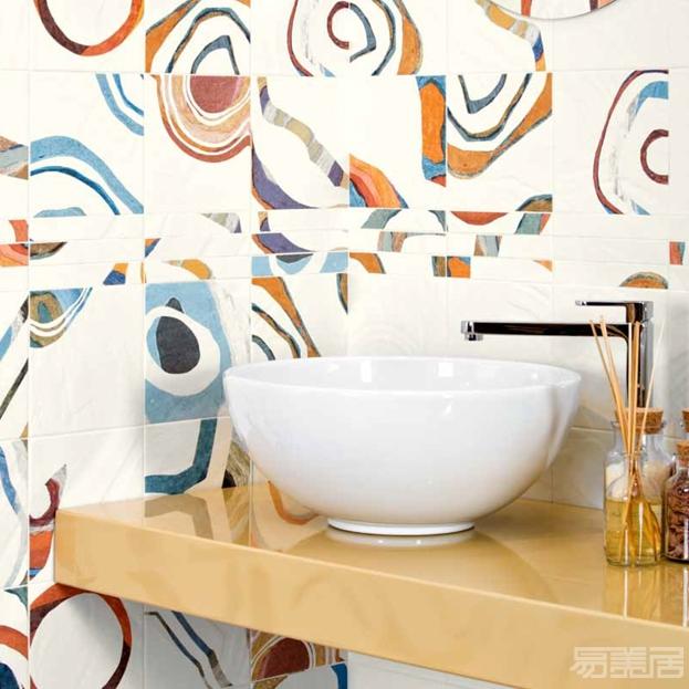 KN KANDINSKY系列--墙砖 ,Del Conca,瓷砖、墙砖