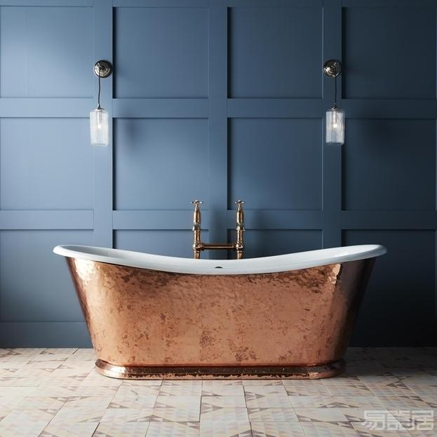 Wye Series Cast Iron Bath Tub